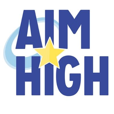 Take a walk through the last five weeks of Aim High at Home