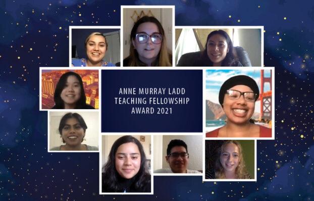 Anne Murray Ladd Teaching Fellowship Award 2021